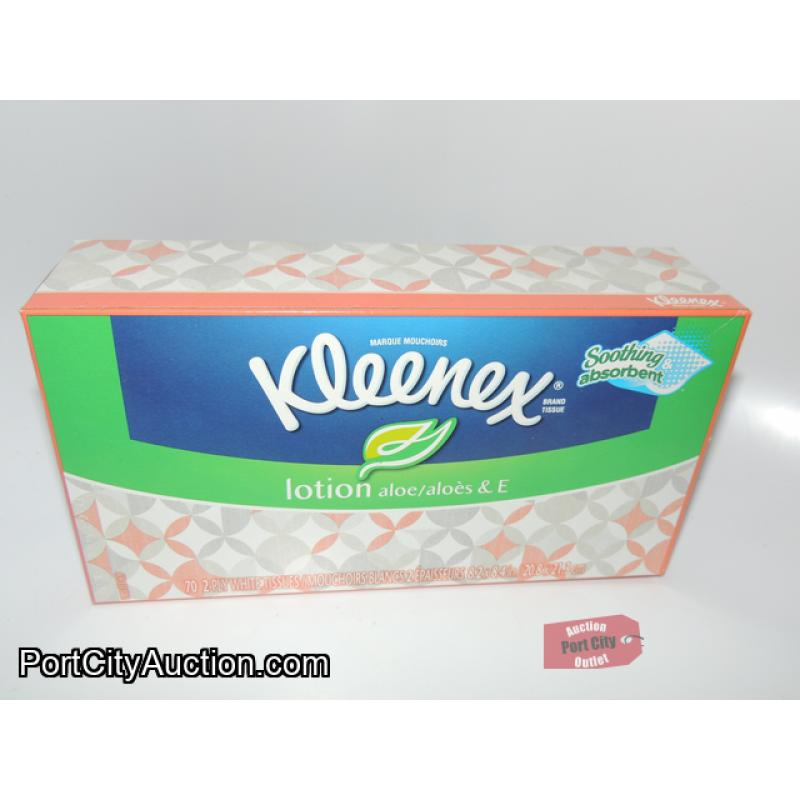 Kleenex Brand Tissue With Lotion - Lily Azalea
