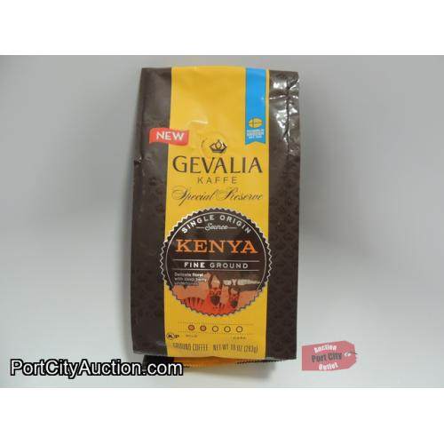Gevalia Kaffe KENYA Fine Ground Coffee