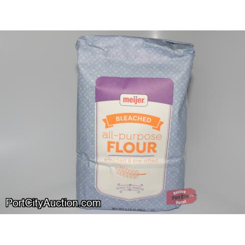 Meijer Bleached All-Purpose Flour 5 LB